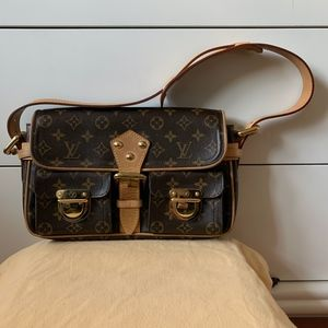 Louis Vuitton Hudson Bag